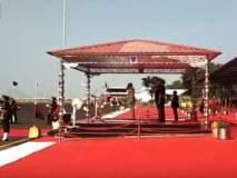 आर्मी एव्हीएशनच्या कार्यक्रमासाठी राष्ट्रपती रामनाथ कोविंद नाशिकमध्ये