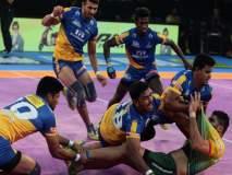 Pro Kabaddi League 2018 : गतविजेत्या पाटणा पायरेट्सचा दारुण पराभव; तमिळ थलायव्हाजची सलामी