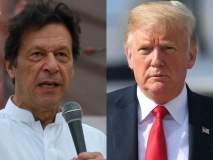 काश्मीर प्रश्नावर मध्यस्थी करण्यास ट्रम्प यांचा नकार; पाकिस्तानला धक्का