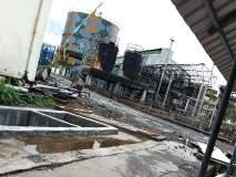 रासायनिक प्रकल्पांमुळे उरणकरांमध्ये दहशत; स्फोटाचा धोका कायम