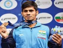 भारतासाठी पदक जिंकल्याचा अभिमान - राहुल