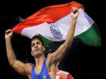 Breaking : मराठमोळ्या राहुल आवारेला कांस्यपदक; भारताला पाचवे पदक
