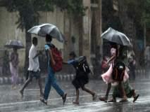पुण्यावर पाऊस मेहेरबान..! यंदा जुलैत १० वर्षातील सर्वाधिक बरसात