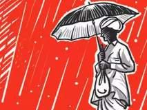 परभणी जिल्ह्यात गंगाखेड, पाथरी परिसरात पाऊस