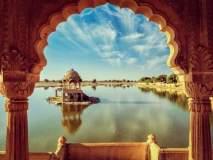 दीस इज द बेस्ट पॉईंट... पावसाळ्यात राजस्थानमधील 'या' 5 पर्यटनस्थळांना भेट द्याच