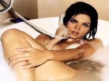 बाथटबमध्ये असलेल्या 'या' अभिनेत्रीला तुम्ही ओळखले का?