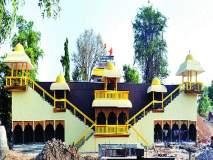 समर्थ स्थापित मारुती मंदिराचा जीर्णोद्धार