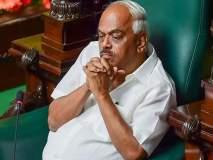 कर्नाटकात भाजपाला 'अच्छे दिन', काँग्रेस अन् जेडीएसचे 14 आमदार अपात्र