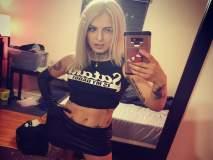 Video : पॉर्न फिल्म सोडून तिनं केलं Wrestling मध्ये पदार्पण, अन्...