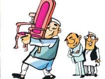 Maharashtra Election 2019 :बुलडाण्यात दोन मतदारसंघात बंडखोरी!