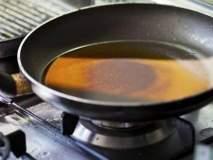 खाद्यतेलाच्या पुनर्वापरामुळे जीवाला धोका : १ मार्चपासून दंडात्मक कारवाई सुरू