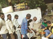 ९५ हजार भुकेलेल्यांना अन्न पोहोचविणारी युवकांची 'रॉबिनहुड आर्मी'