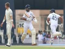 India Vs South Africa, 3rd Test : रोहित-अजिंक्यचा जबरदस्त पलटवार; भारत मजबूत स्थितीत