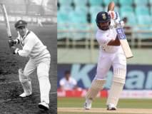 India vs South Africa, 1st Test : रोहितची फलंदाजी सर डॉन ब्रॅडमन यांच्यापेक्षाही 'भारी', पाहा ही आकडेवारी