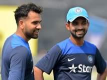 India vs West Indies Test : रोहितला खेळवायचं की अजिंक्यला, कोहलीपुढे मोठा प्रश्न