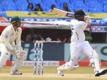 India vs South Africa, 1st Test : रोहितनं 'दी वॉल' ओलांडली, भारतात कुणाला न जमलेली कामगिरी केली