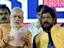 Maharashtra Election 2019 : प्रकाश आंबेडकरांनीच भाजपात यावं, आठवलेंचं 'वंचित'ला आवाहन