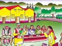 ग्रामसेवकांचे आंदोलन : ४७ दिवसांपासून ग्रामविकासाला खीळ!