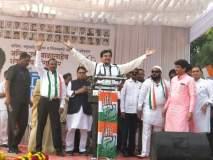 Maharashtra Election 2019; देशात परिवर्तनाचा संदेश देण्यासाठी बाळासाहेब मांगुळकर यांना विजयी करा