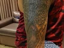 कांबळीने गोंदवला सचिनच्या नावाचा टॅटू!