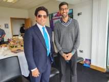 India Vs New Zealand, Latest News : उपांत्य फेरीत 'या' दोन खेळाडूंना संघात ठेवाच; सचिन तेंडुलकरचा टीम इंडियाला सल्ला