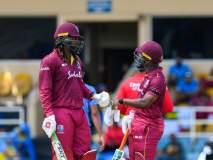 India vs West Indies : भारताविरुद्ध तुफानी फलंदाजी करत वेस्ट इंडिजने १७ वर्षांनंतर रचला विक्रम