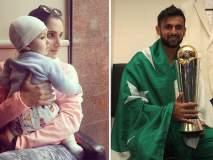 ICC World Cup 2019 : शोएब मलिकच्या निवृत्तीवर सानिया मिर्झाचे भावनिक ट्विट!
