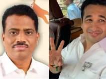 महाराष्ट्र निवडणूक निकाल २०१९ : कणकवलीत नितेश राणे 10 हजार मतांनी आघाडीवर, शिवसेनेचे सतीश सावंत पिछाडीवर