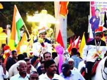 'सात'ताऱ्यांची शाही मिरवणूक ऐतिहासिक कामगिरी : खेलो इंडिया स्पर्धेत पदक