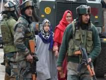 काश्मीरमध्ये चकमकीत दोन दहशतवाद्यांचा खात्मा