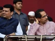 महाराष्ट्र निवडणूक 2019: महायुतीत महाकोंडी; देवेंद्र फडणवीसांनी बोलावलेल्या बैठकीला शिवसेनेची दांडी