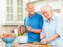 वयाची पन्नाशी ओलांडल्यानंतर 'या' पदार्थांचा आहारात करा समावेश; राहाल हेल्दी