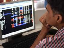 शेअर बाजार कोसळला; सेन्सेक्समध्ये मोठी घसरण