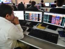 Share Market Update : शेअर बाजार 650 अंकांनी गडगडला, गुंतवणूकदारांचे 2.3 लाख कोटी बुडाले