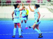 भारताचा कोरियावर २-१ ने विजय