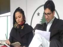 पहिले डॉक्टर, नंतर प्रशासकीय अधिकारी आणि आता काश्मीरी नेता