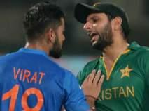 India vs South Africa : विराट कोहलीबाबत शाहिद आफ्रिदीचं मोठं विधान, म्हणाला...