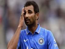 India vs England Match Test 2018: कसोटी मालिकेपूर्वीच शमीच्या फिटनेसवर प्रश्नचिन्ह