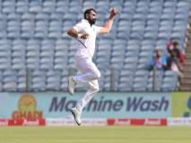 India vs South Africa, 2nd Test : मुथूसामीची विकेट घेताच मोहम्मद शमीनं रचला इतिहास, दिग्गजांच्या पंक्तित स्थान