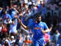 India Vs New Zealand World Cup Semi Final : मोहम्मद शमीला वगळल्यानं 'दादा' नाराज, हर्षा भोगलेनं व्यक्त केलं आश्चर्य