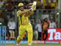 IPL 2019 CSK vs SRH : चेन्नई सुपर किंग्स 'प्ले ऑफ'मध्ये; वॉटसनची स्फोटक खेळी