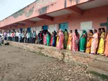 Maharashtra Election 2019 : शिरोळ विधानसभा मतदारसंघात पाच वाजेपर्यंत ६७.३८ % मतदान