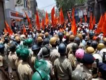 Lok Sabha Election 2019 : जाधव यांच्या रॅलीने शिवसेनेची गुलमंडीवरच कोंडी