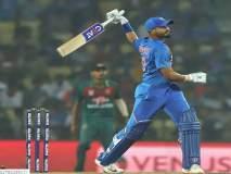 India Vs Bangladesh, 3rd T20I : लोकेश राहुल, श्रेयस अय्यरनं तारलं; टीम इंडियानं मोठा पल्ला गाठला