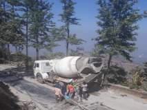 सिंहगड घाट रस्ता आजपासून तीन महिने दुरुस्तीसाठी बंद