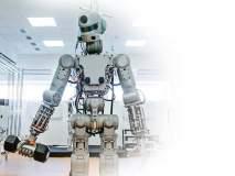 अंतराळात आता मानवी  रोबोट!
