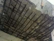 घाटकोपरमध्ये स्लॅब कोसळून २ जण जखमी