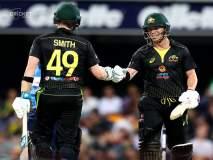 Aus vs SL : वॉर्नर-स्मिथ जोडीनं श्रीलंकेला धु धु धुतले, दुसऱ्या ट्वेंटी-20तही दणदणीत विजय