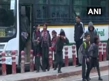 Delhi Pollution : विद्यार्थ्यांना हवा 'स्मॉग ब्रेक'; पालकांची मागणी