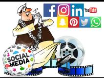 Vidhan sabha 2019 : सोशल मीडियाद्वारे मतदारांशी संपर्क